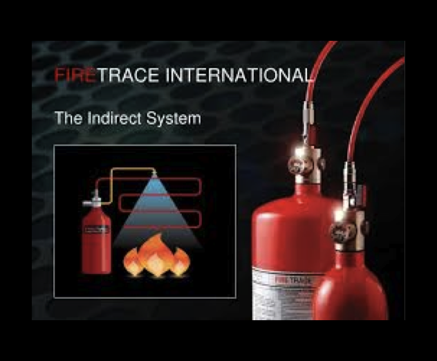 Firetrace Indirect Fire Suppression System