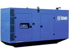Sound & Weather Proof Canopy Skid Mounted - Commercial Power Generators - TMR Sales & Service