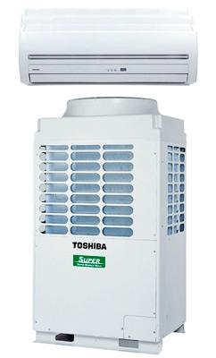 Toshiba SMMS VRF - Commercial VRF - TMR Sales & Service
