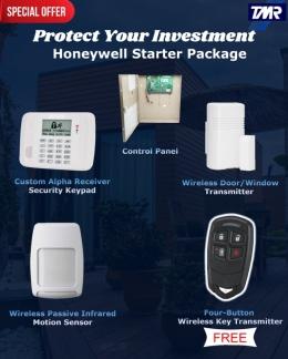 Honeywell Starter Package